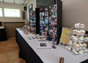 Open House Display Table