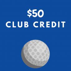 $50 Club Credit