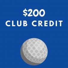 $200 Club Credit
