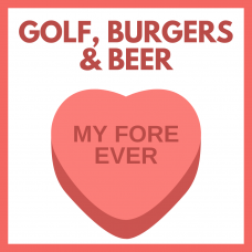 Golf, Burger & Beer Pass